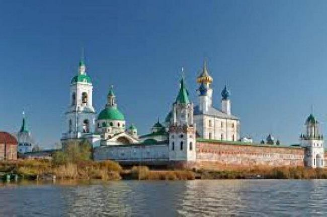 Города, входящие в золотое кольцо россии