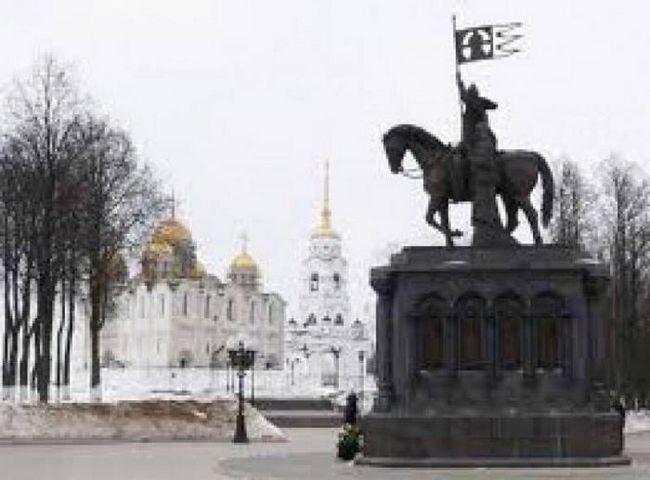 памятники золотое кольцо россии