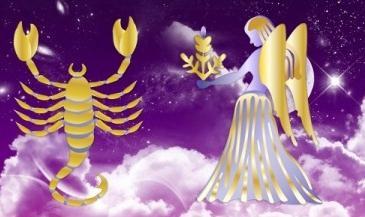гороскоп женщина дева мужчина скорпион