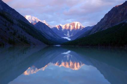 Горы алтай - загадка природы