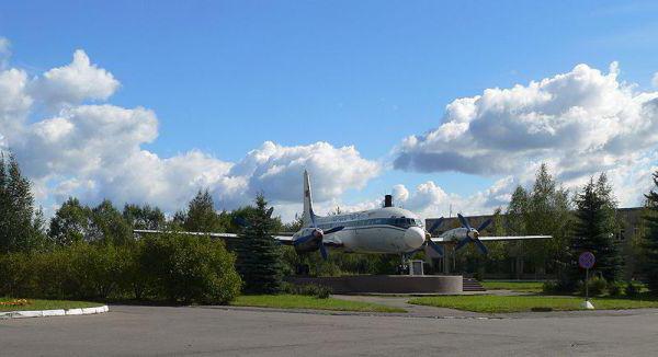 старый аэропорт вологда