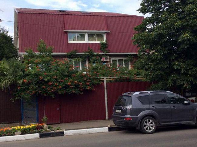 гостевой дом у ирины лазаревское калараш