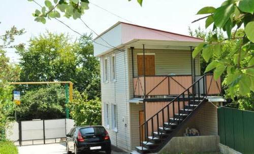 отдых лазаревское гостевые дома