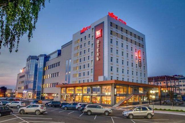 отель ибис чебоксары фото