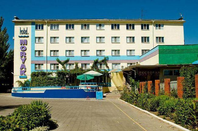 Гостиницы в Мариуполе посуточно