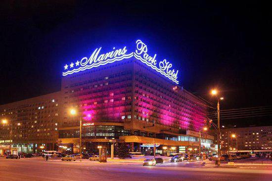 гостиницы нижнего новгорода список