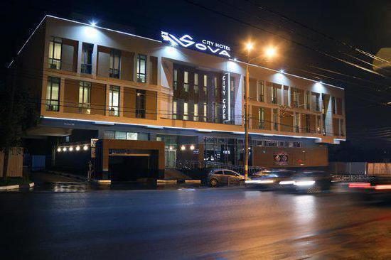 гостиницы города нижний новгород