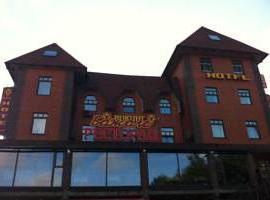 гостиница викинг выборг
