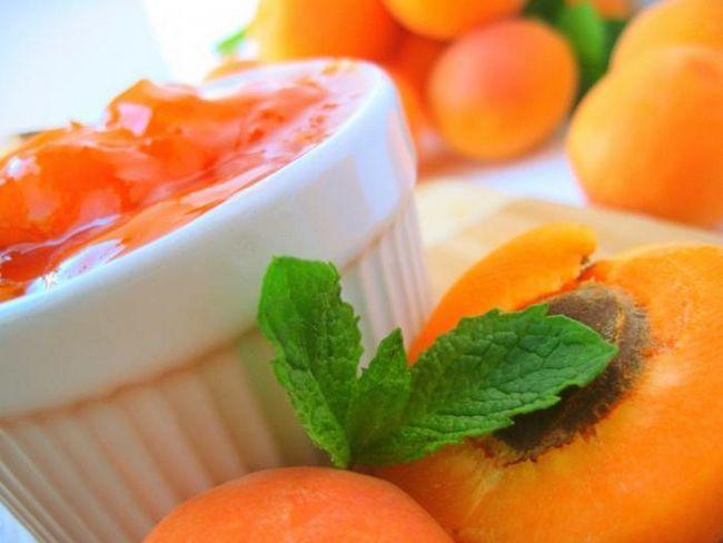 Готовим абрикосовый джем из простых продуктов