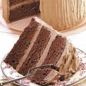 Шоколадный крем для шоколадного торта