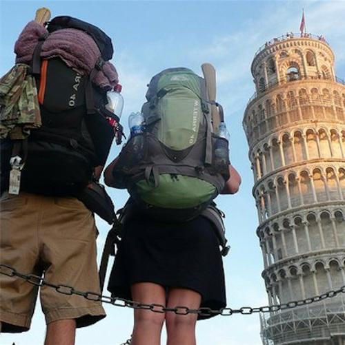 Готовимся к походу! Как выбрать туристический рюкзак?