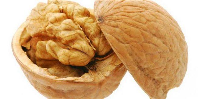 грецкий орех состав витаминов