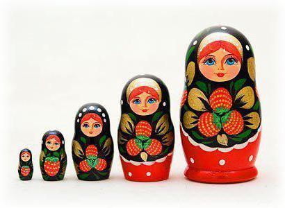 хохломская игрушка история