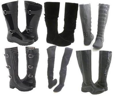 Хромовые сапоги - обувь офицеров и не только