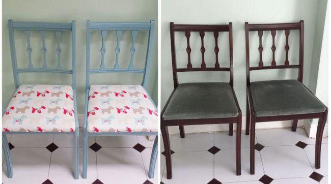 реставрации мебели своими руками