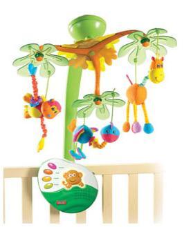 Игрушка для новорожденного - лучший подарок