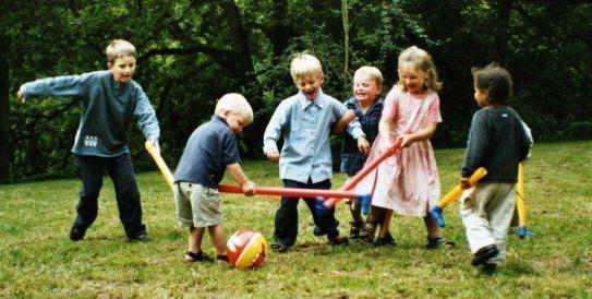 детские игры на улице