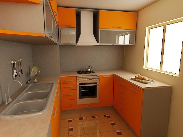 Интерьеры маленьких кухонь: какими они могут быть