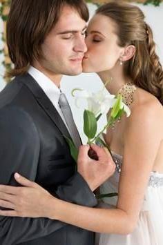 какие бывают поцелуи на свадьбе