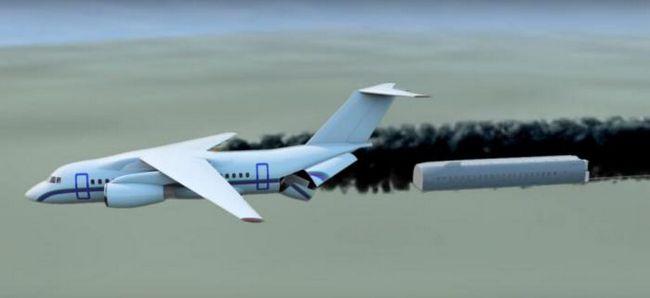Инженеры разработали кабины, которые отделяются от самолета в случае аварии