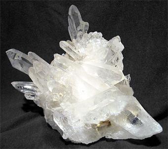 минерал горный хрусталь