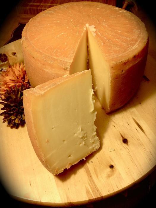 сорта итальянских сыров