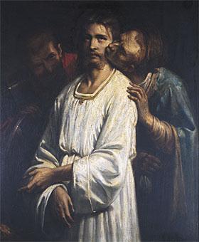 Иуда искариот. Психология предательства