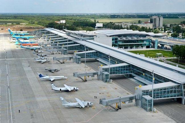 аэропорта украины