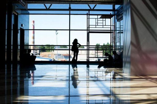 крупнейшие аэропорты