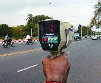 измеритель скорости движения