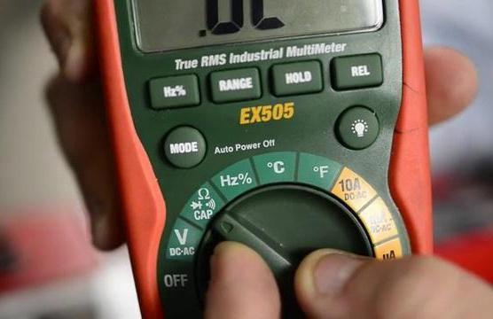 измерительные клещи