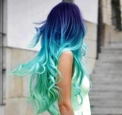 краска для волос деграде