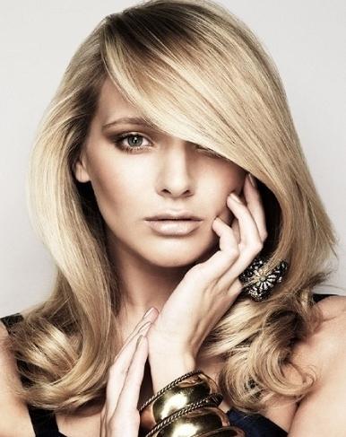 колорирование волос на светлые волосы