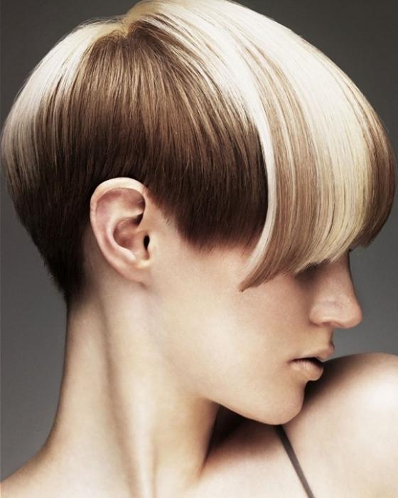 колорирование волос цена
