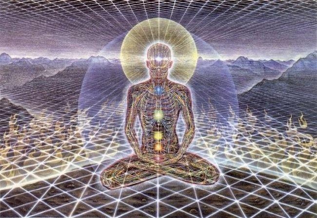 Энергия тела человека