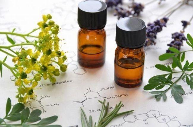 эфирные масла при простуде и кашле