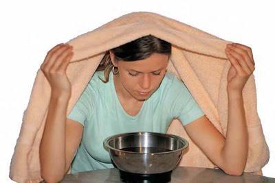 при простуде ингаляции эфирными маслами