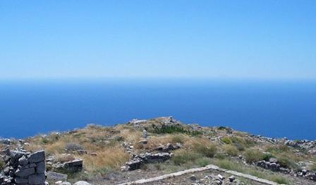 Эгейское море, температура воды