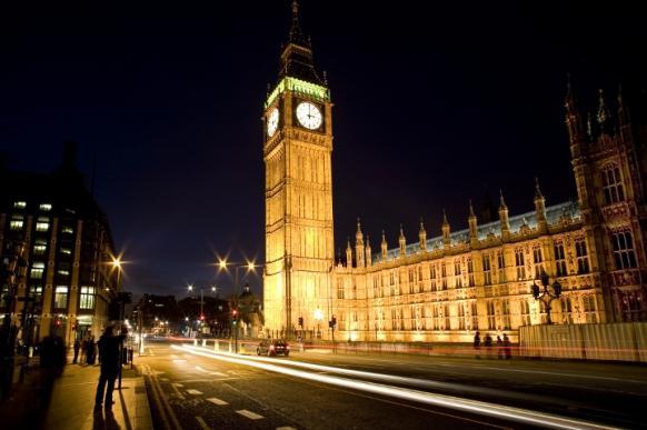 Экскурсия по лондону: где находится биг-бен?