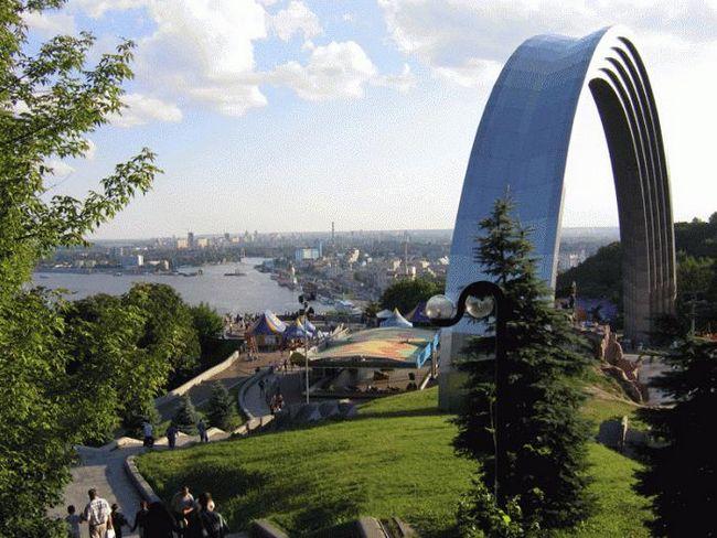 Элегантная столица украины: тандем старины и современности