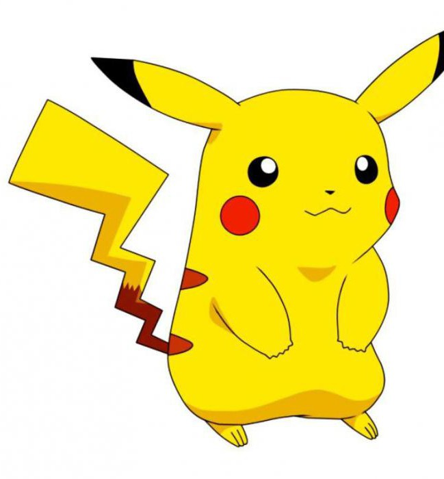 pokemon go электрические покемоны
