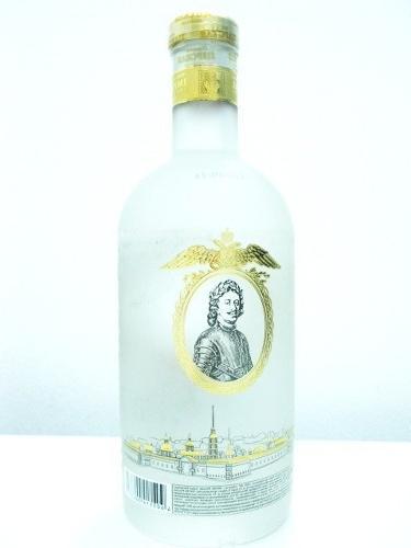 Элитная «царская» водка