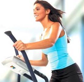 Эллиптический тренажер для похудения. Отзывы о его применении