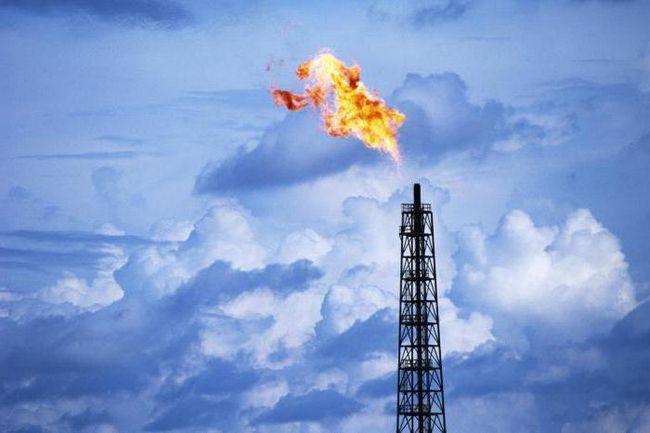 Энергия газа