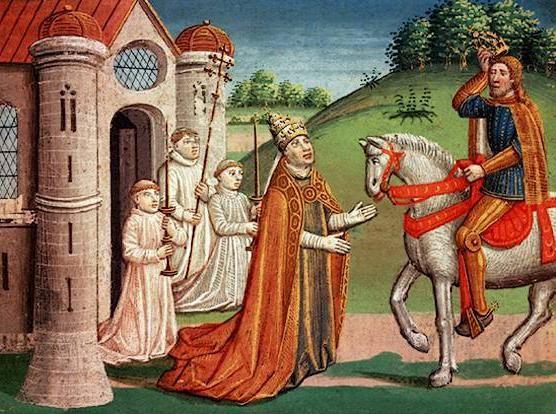 эпоха раннего средневековья