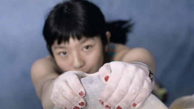Эта 15-летняя девушка может стать лучшей скалолазкой в мире