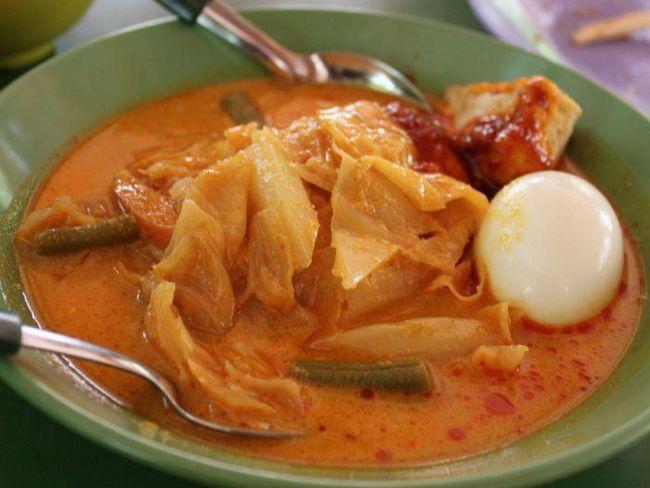 сингапур еда на улице уличная стритфуд вкусно питание
