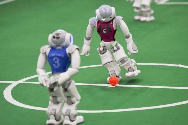 Эти роботы прекрасно осознают, что делают!