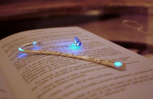 Эти светящиеся в темноте украшения привнесут в вашу жизнь частичку магии