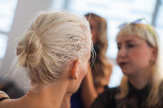 Это может случиться, если вы перестанете мыть волосы